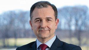 Luis Gómez, director general de Transporte en Europa de la multinacional XPO.