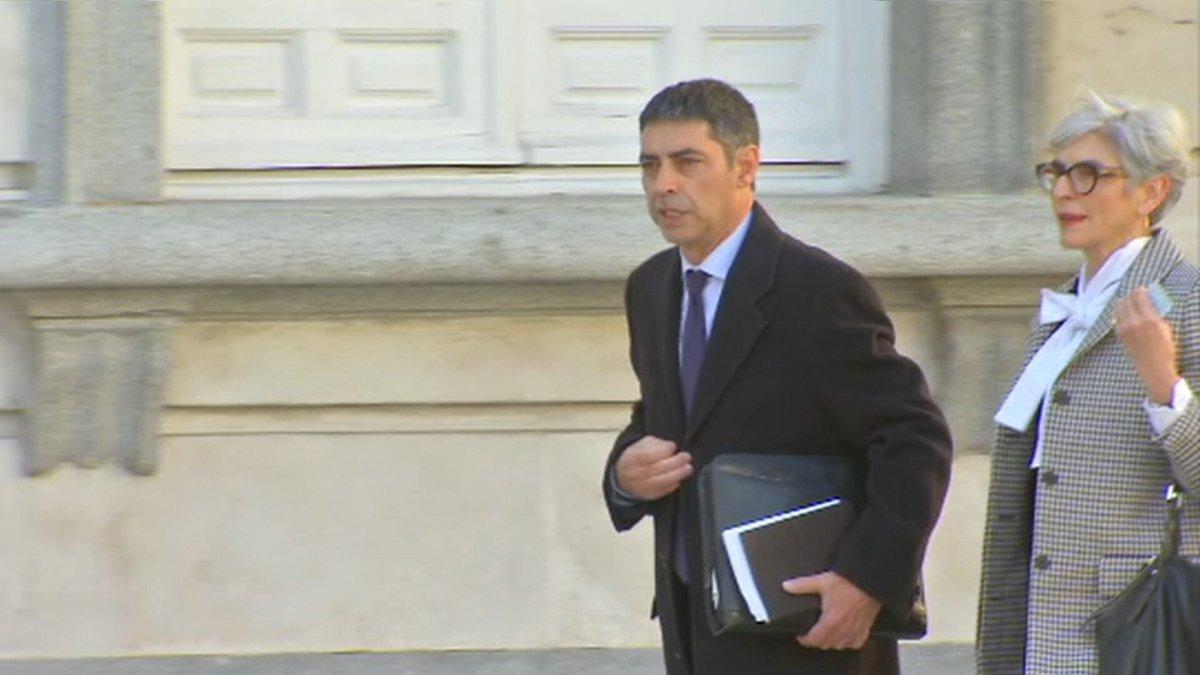 La Audiencia Nacional rechaza juzgar a Trapero en Barcelona
