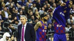 Bertomeu planteja una final a vuit de l'Eurolliga de bàsquet en un sol país