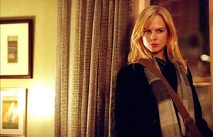 Nicole Kidman, en una escena de la pelicula La intérprete.