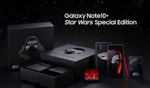 Edición especial del Galaxy Note10+.