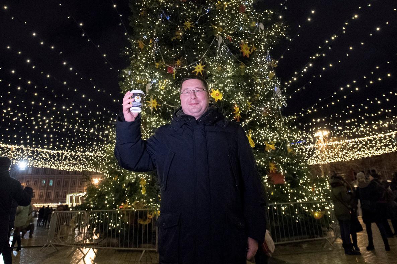 Stanislav Yezhov, el traductor del Gobierno ucraniano detenido bajo la acusación de espiar en favor de Rusia.