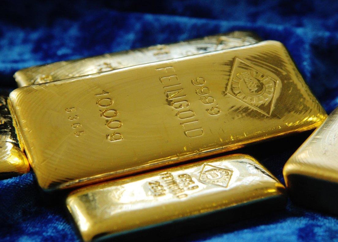 El oro es considerado un activo refugio a la hora de invertir.