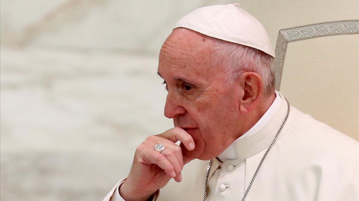 El papa Francisco en una imagen reciente.