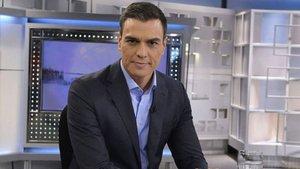 Telecinco anuncia una entrevista de Piqueras a Sánchez i minuts després la posposa per dijous