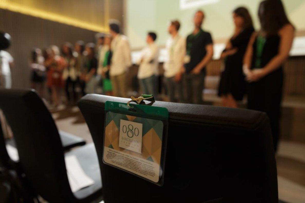 El talent emergent s'obre pas a 080 Investor Day