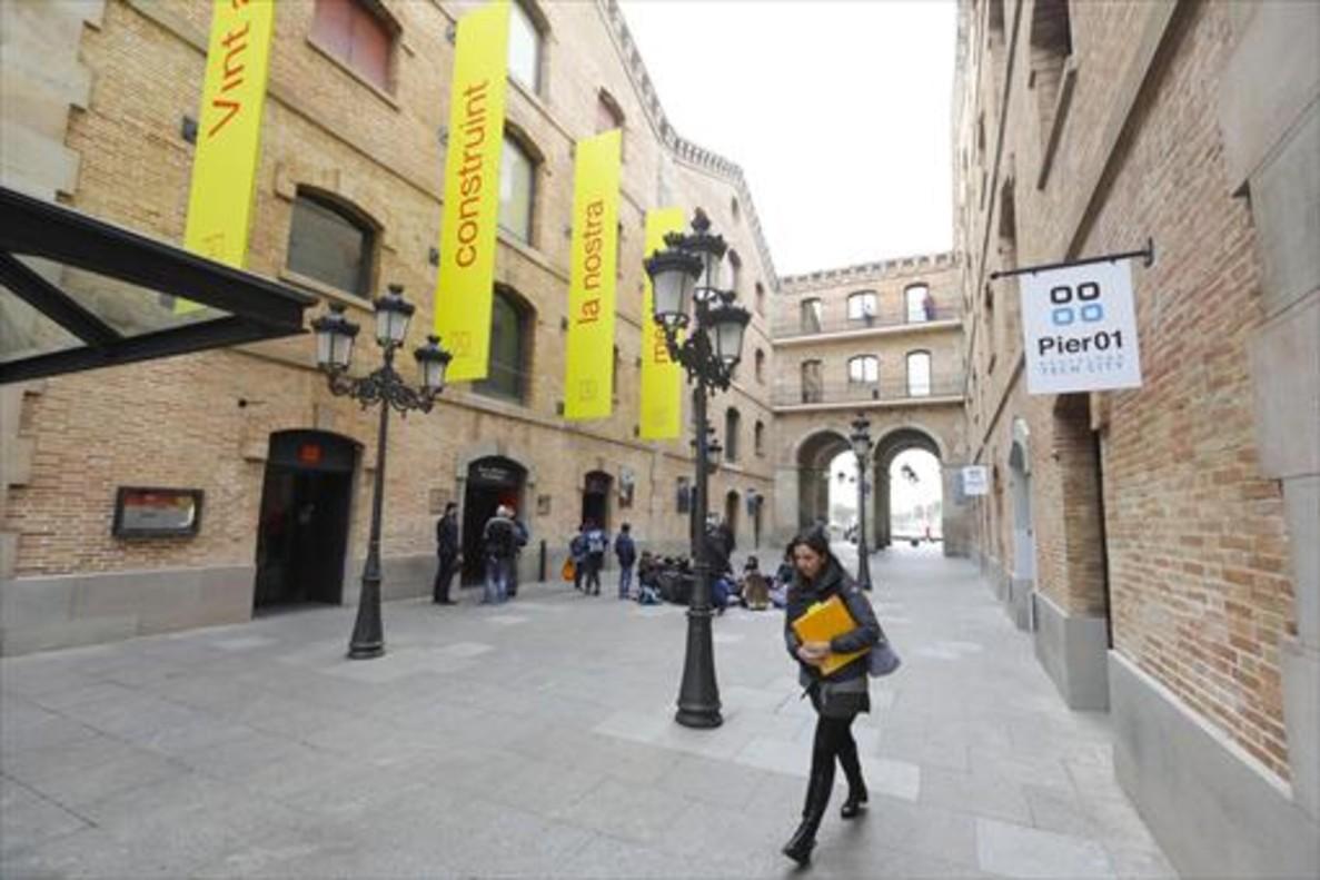 El Pier 01, proyecto estrella de Barcelona Tech City.