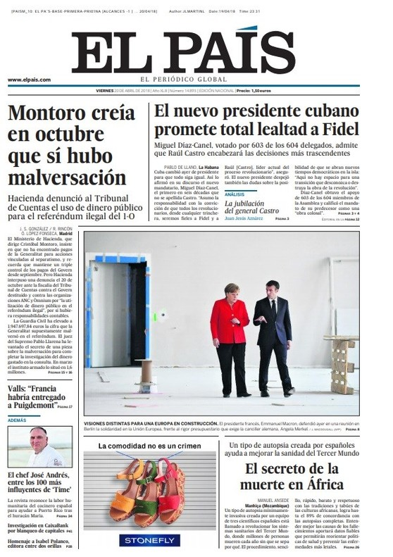 'La Razón' descubre que Llarena no puede impedir que Puigdemont y Junqueras vuelvan a ser candidatos