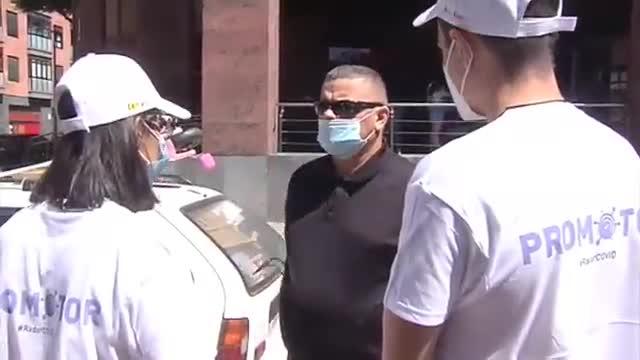 Prueban en La Gomera una app de rastreo de contagios, Radar Covid