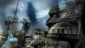 Raqqa, la ciudad siria que fue joya de la corona del Califato, controlada por las Fuerzas Democráticas de Siria.