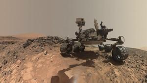 El 'rover' Curiosity troba una gran quantitat d'argila a Mart