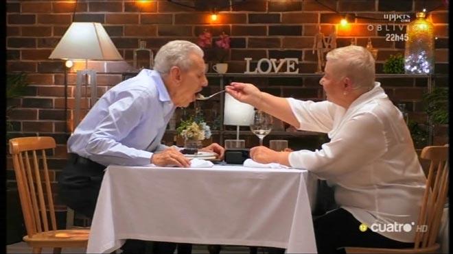 Sumen 165 anys d'edat i desborden amor