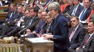 Enrique VIII y Theresa May