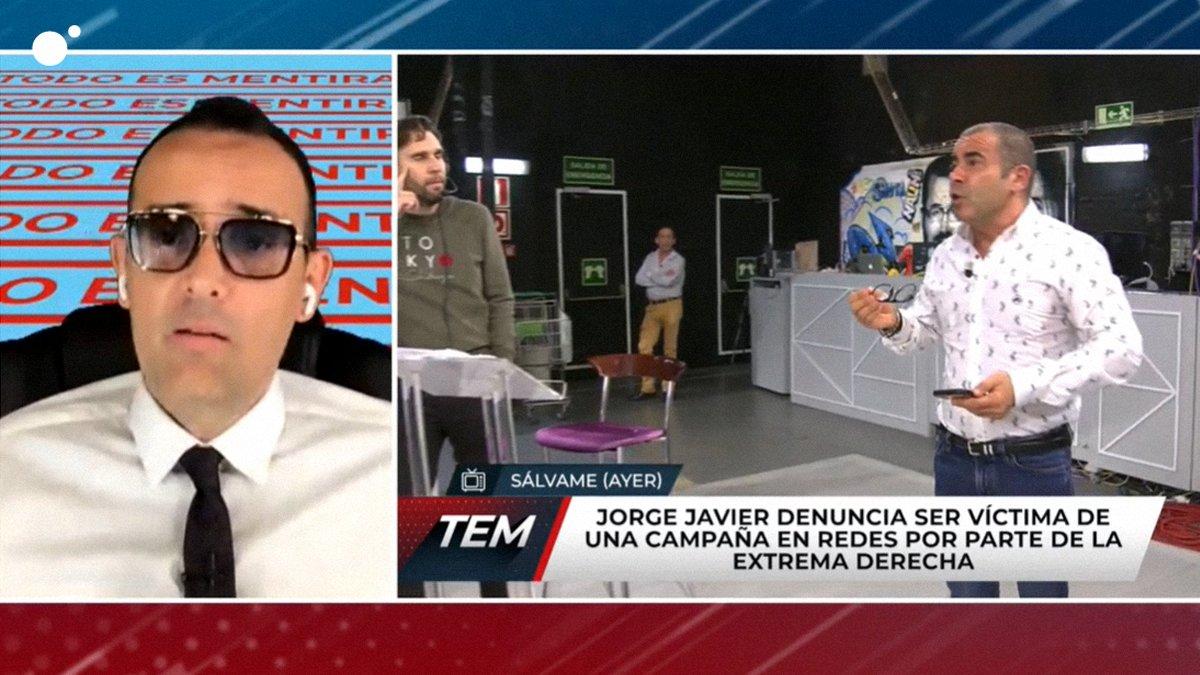 """Risto Mejide sale en defensa de Jorge Javier en 'Todo es mentira': """"Esa gentuza no nos va a callar"""""""