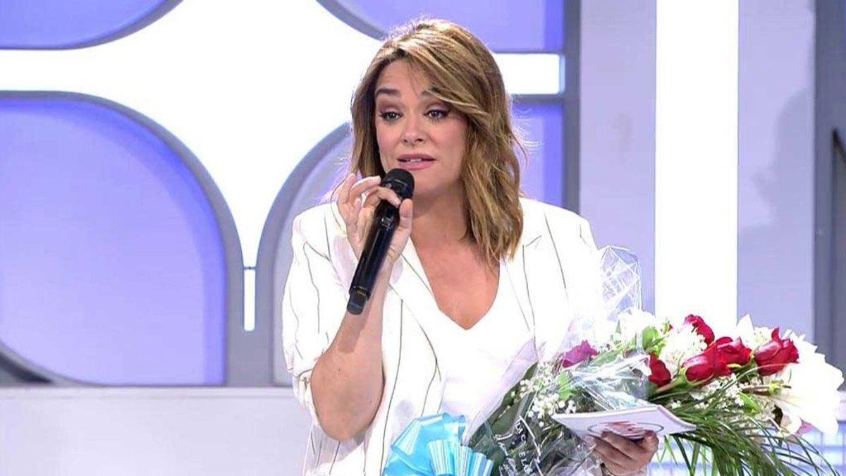 Toñi Moreno será madre a los 46 años