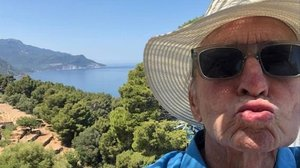 Michael Douglas i Catherine Zeta-Jones, de vacances a Mallorca