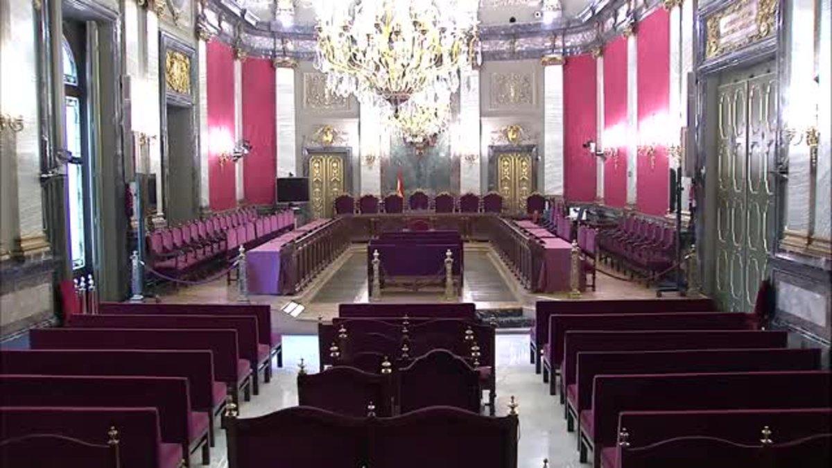 El Suprem, el tribunal dels grans judicis