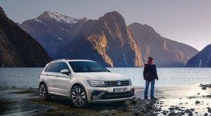 Un Volkswagen Tiguan, que se puede disfrutar poruna cuota de 'renting' de 355 euros al mes.