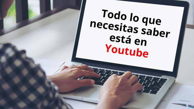 Mi profe está en Youtube