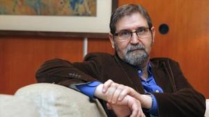 El escritor Ramon Solsona.