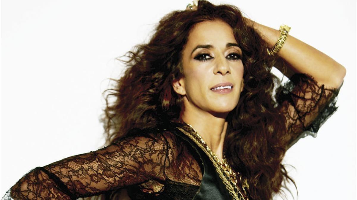 Rosario Flores actúa este jueves en el Festival Cap Roig.