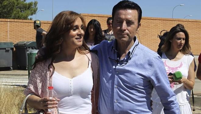 Ortega Cano canvia de terç