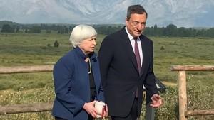 Yellen planta cara a Trump i defensa la regulació del sector financer