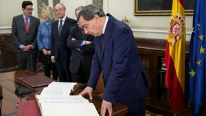El fiscal de l'Estat es reuneix amb el cap dels Mossos