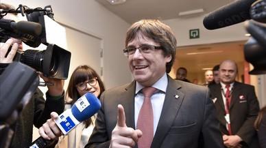 La Moncloa tem que Puigdemont torni abans de la investidura