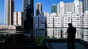 Micropiso a precio récord en Hong Kong