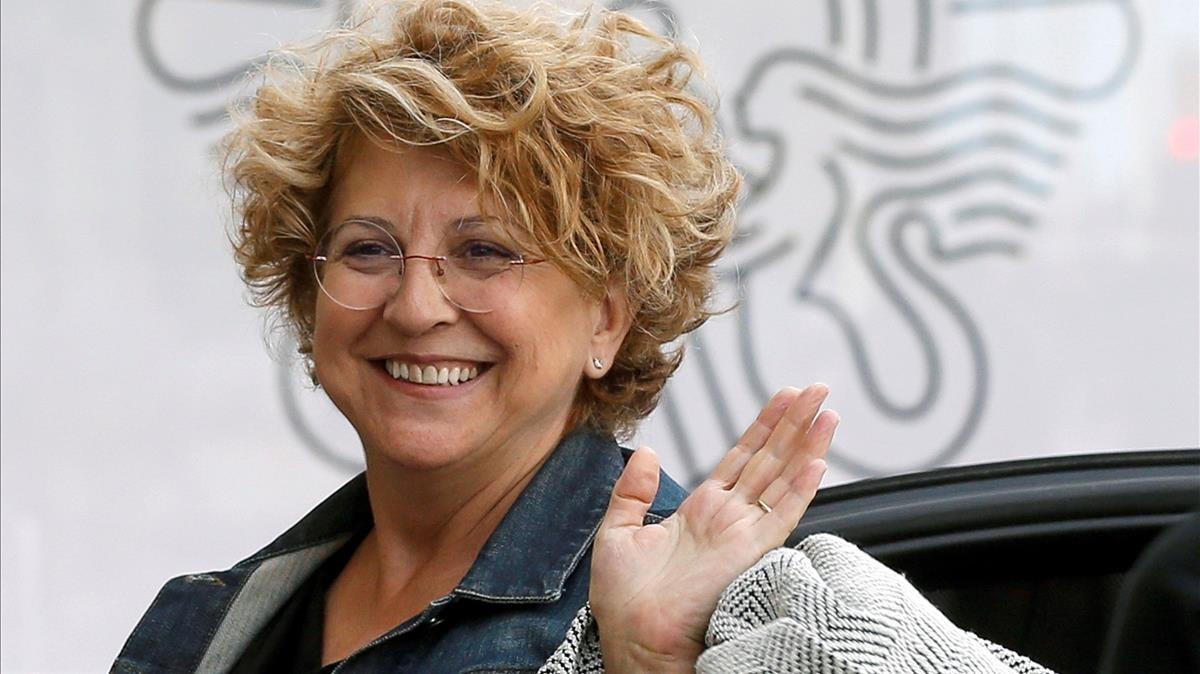 Esther García, Premio Nacional de Cinematografía 2018.