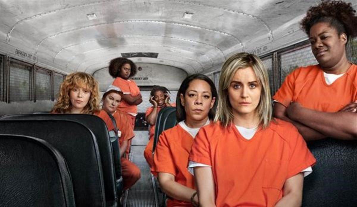 La serie 'Orange Is the New Black'.