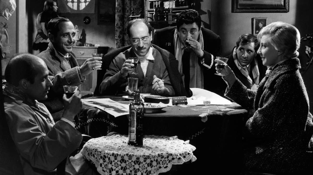 'Atraco a las tres', versión paródica y mayúscula de la francesa 'Rififí', paradigma del plan perfecto.