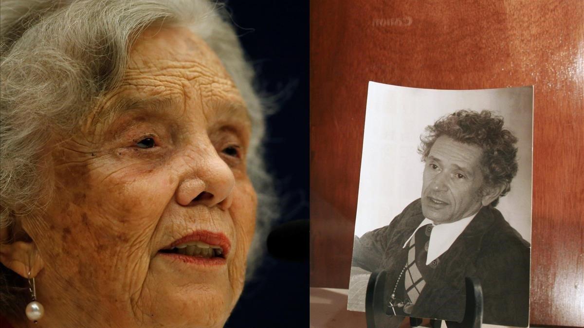 Poniatowska acusa el també escriptor Arreola d'haver-la violat i embarassat el 1954