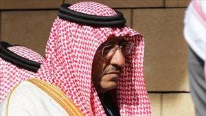 Mohammed bin Nayef, uno de los detenidos por conspiración.