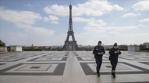 París habilita un dipòsit de cadàvers en el mercat principal de la capital