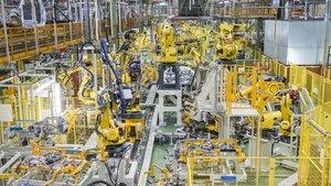 Nissan inicia una vaga indefinida a la planta de la Zona Franca de Barcelona