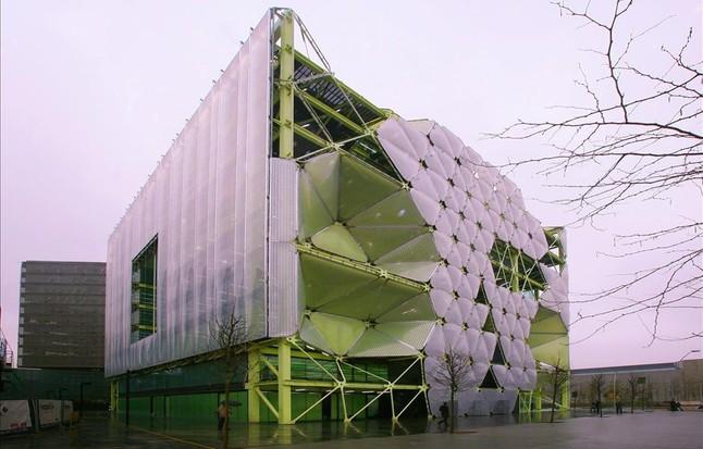 El edificio singular Media TIC del 22@ será un gran centro de empresas