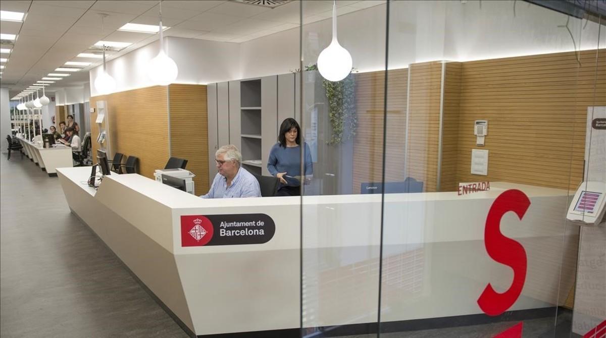zentauroepp40746922 barcelona 30 10 2017 nueva oficina de prestacions socials i171108183338