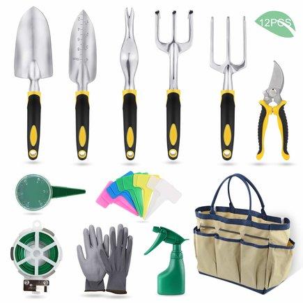 Kit herramientas jardín