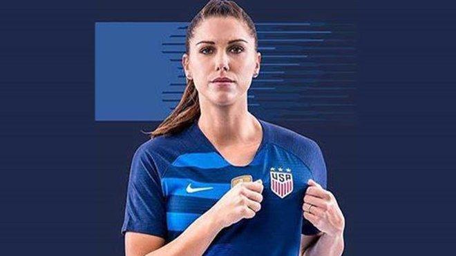 Álex Morgan, una de las mejores jugadores de la Copa Mundial femenina 2019