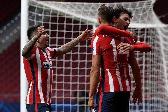 El Atlético se queda con el molde ante el Bayern