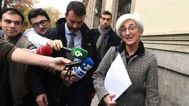 La fiscal general de l'Estat avala que es confisquin mòbils a periodistes
