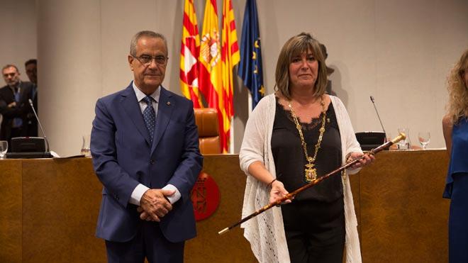 JxCat consuma el pacte amb el PSC per fer Núria Marín presidenta de la Diputació de BCN