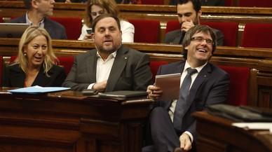 Junts pel Sí rechaza negociar el modelo educativo con la CUP en los presupuestos