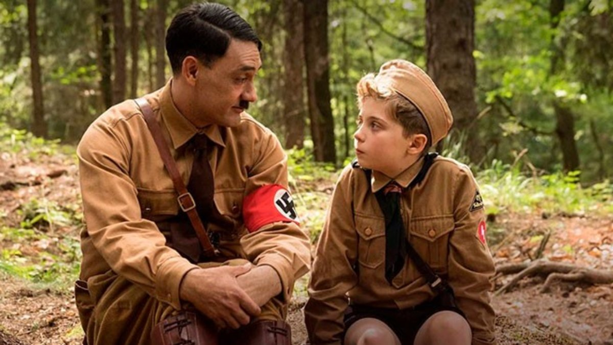'Jojo Rabbit': un Hitler de riure
