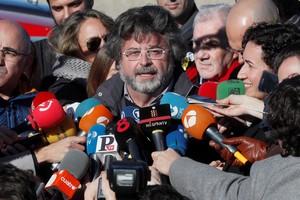 Antoni Castellà se opone a que los independentistas boicoteen el Parlament y llama a recuperarlo para implementar la República