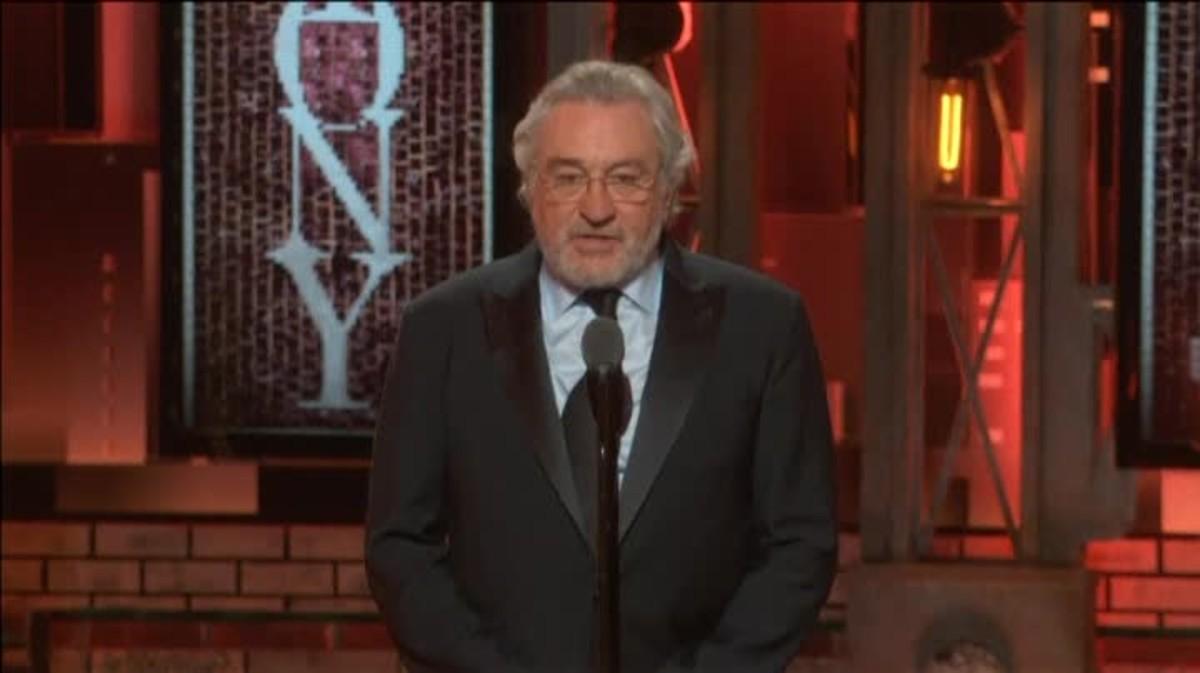 El Fuck Trump ocurrió durante la presentación de Bruce Sprinsteen en los Premios Tony de Nueva York.