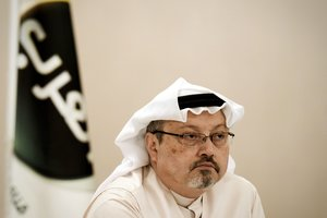 Five Saudi officials face the death penalty over the murder of journalist Jamal Khashoggi  who was drugged and dismembered inside the kingdom s Istanbul consulate  Riyadh s public prosecutor said on November 15  Khashoggi  a Washington Post columnist and vocal dissident  died after being drugged by the five accused and then dismembered  a spokesman for the public prosecutor s office said in the first Saudi acknowledgement of the manner of his killing   Photo by MOHAMMED AL-SHAIKH   AFP