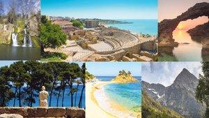 Algunos de los destinos más emblemáticos de Catalunya